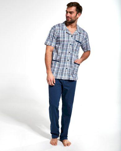 Pánské pyžamo Cornette 318/41 S-2XL rozepínací