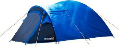 Campingový stan pro 2 osoby REGATTA RCE163 Kivu 2 v2 Modrý
