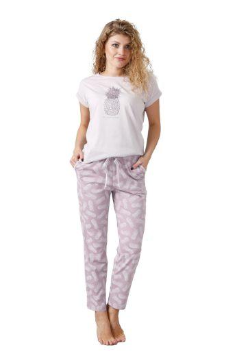 Dámské pyžamo BELLA 1032 - M-max