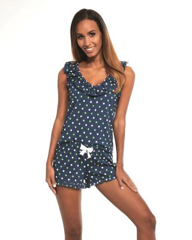 Dámské pyžamo Cornette 376/187 Jenny 3 sz/r S-2XL