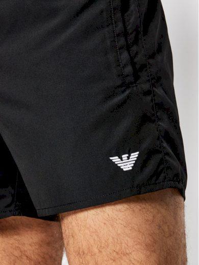 Pánské plavkové šortky 211752 1P438 00020 černá - Giorgio Armani