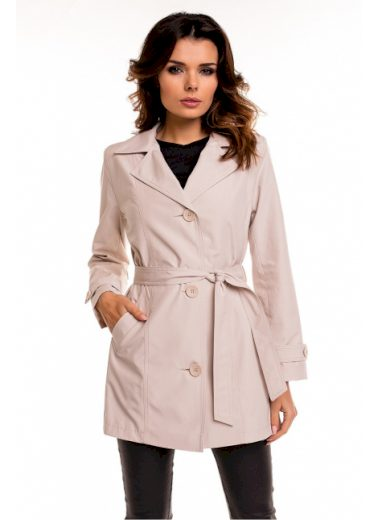 Dámský kabát / plášť model 63547 - Cabba