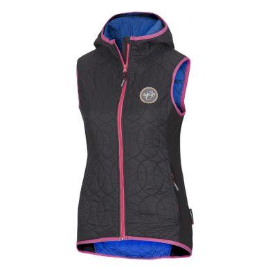 VE-4116PRO dámská zateplená vesta Polartec® Alpha PEYTON black