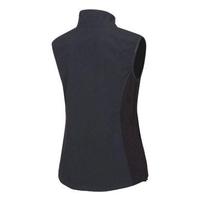 VE-4261OR dámská vesta lehká větru-odolná HANA black