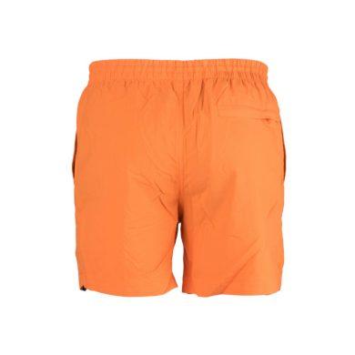 NORTHFINDER pánské šortky plážový styl jednobarevné ADRIEL orange