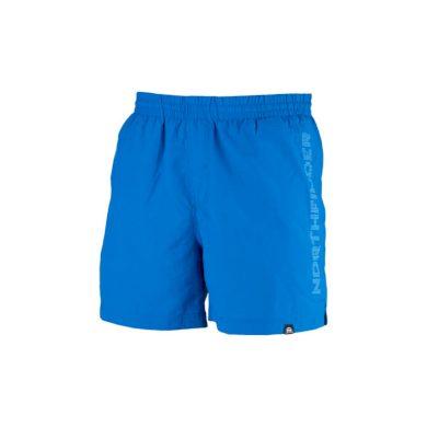NORTHFINDER pánské šortky plážový styl jednobarevné ADRIEL navy