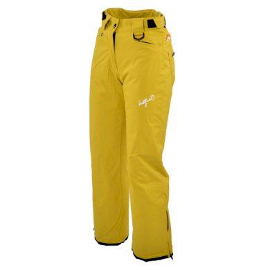 NO-4690TEE dívčí kalhoty ELIN lightgreen