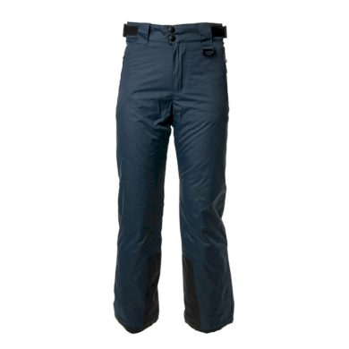 NO-3031TEE kalhoty TEEN 3728navyblacktmmodra