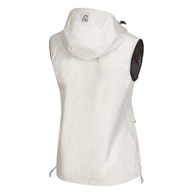 VE-4390OR Dámská outdoorová vesta softshellová RIGTA white