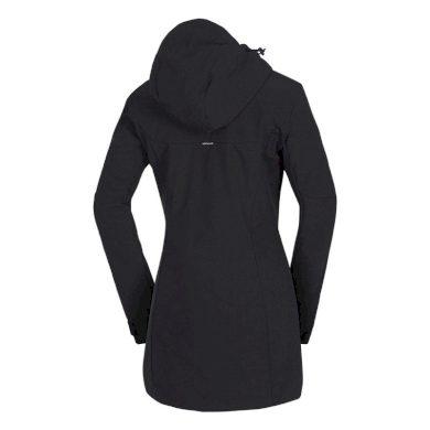 BU-46552OR Dámská zimní kabát softshellové EXTRA SIZE 3-layer AVICA black
