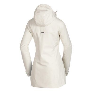 BU-46552OR Dámská zimní kabát softshellové EXTRA SIZE 3-layer AVICA white