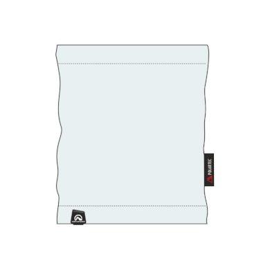 AS-0022PRO unisex nákrčník Polartec® Micro fleece short GROSDY white