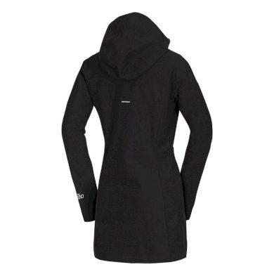 BU-4865OR Dámský outdoorový kabát softshellový BERILA black