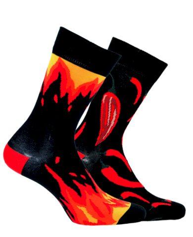 Vzorované ponožky FUNKY