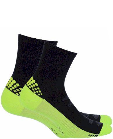 Krátké pánské/chlapecké vzorované ponožky AG+