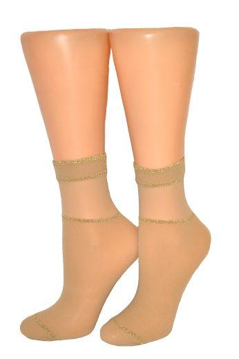 Dámské ponožky Veneziana Bianca