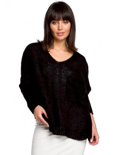 BK018 Lehký nadměrný svetr se svetry