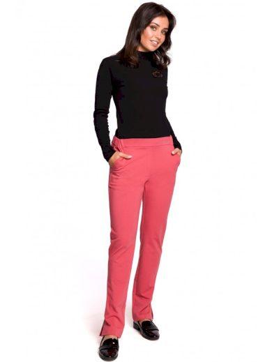 Kalhoty B124 Jogger s rozparky
