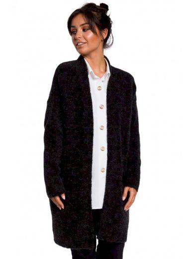BK034 Fuzzy pletený svetr
