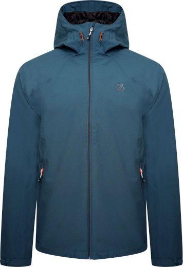 Pánská bunda Dare2B Recode II Jacket tmavě zelená