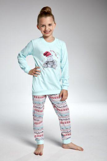 Dívčí pyžamo 594/95 Hippo - CORNETTE