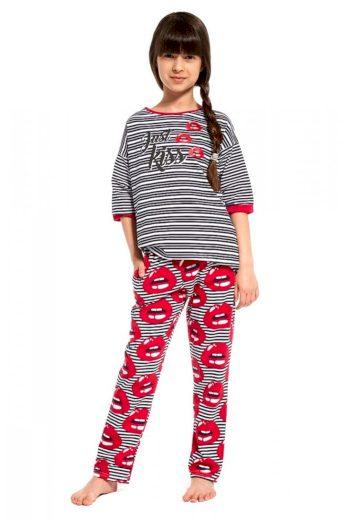 Dívčí pyžamo 090/80 Kiss - CORNETTE