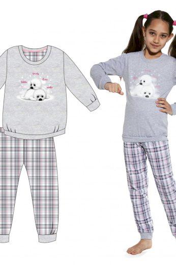 Dívčí pyžamo 594/132 Seals - CORNETTE