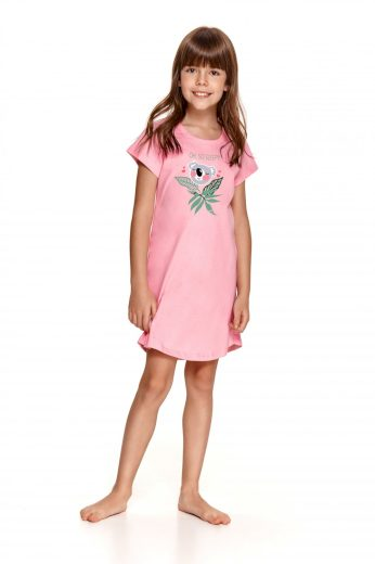 Dívčí pyžamo  2093 Matylda pink - TARO