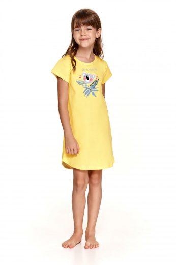 Dívčí pyžamo  2093 Matylda yellow - TARO