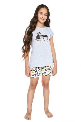 Dívčí pyžamo 788/87 grey - CORNETTE