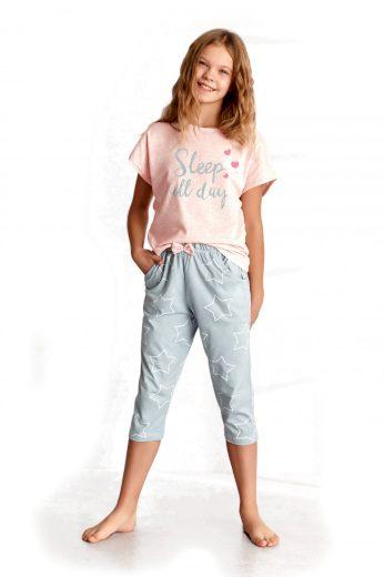 Dívčí pyžamo 2307 pink - TARO