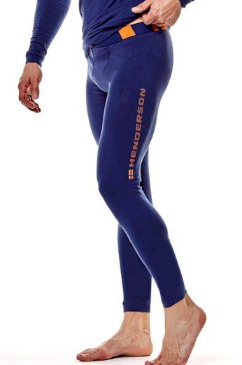 Pánské termo spodky 22970 Safe 59x blue - HENDERSON