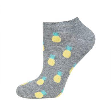 Vzorované ponožky GOOD STUFF - Ananas