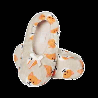 Ponožky baleríny SOXO - Lišky