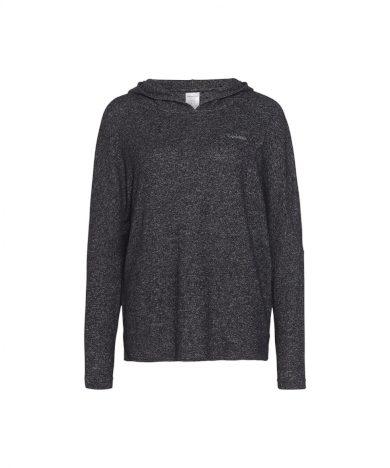 Dámská mikina QS6271E-BHC šedá - Calvin Klein