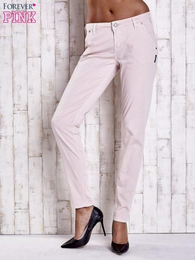 Dámské kalhoty s prošíváním na kapsách SP-007 - FPrice