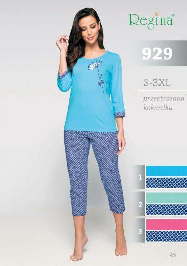 Dámské pyžamo 929