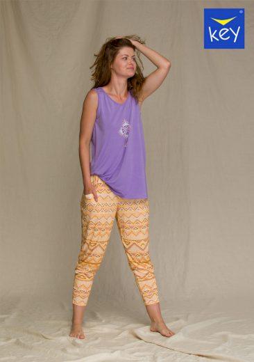 Dámský pyžamo LHS 960 A21 - Key