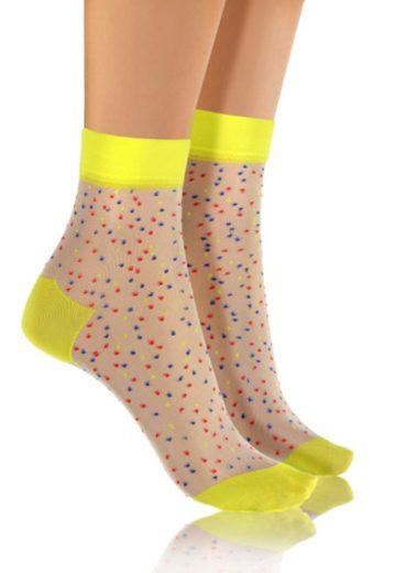 Dámské ponožky NYLON