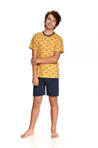 Chlapecké pyžamo 344 Max yellow - TARO
