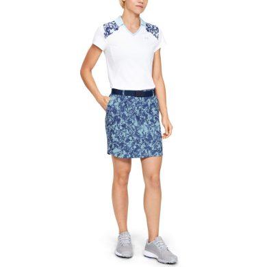 Dámské golfové sukně Links Woven Printed Skort SS20 - Under Armour