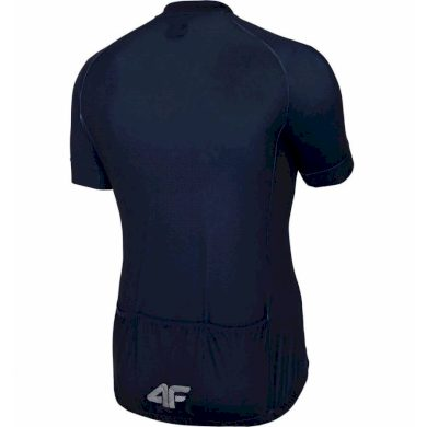 Pánské trička s krátkým rukávem MEN'S CYCLING T-SHIRT RKM001 SS21 - 4F