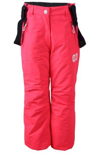 ALMASA - jr.zateplené lyžařské kalhoty - 2117