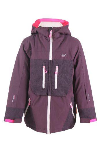 GÄLLIVARE - dívčí  ECO lyžařská bunda - 2117