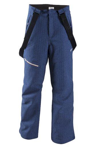 Stakke, pánské lehce zatepl. lyž.kalhoty - modré - 2117