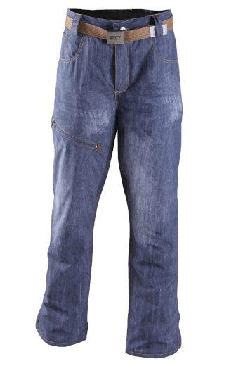 SIRGES - pánské lehké zateplené lyžařské kalhoty - 2117