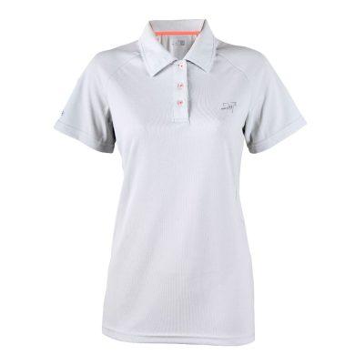 FRÖSAKER - dámské, funkční POLO triko s kr. rukávem - 2117