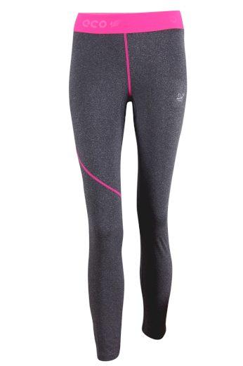 GRAN - ECO dámské kalhoty dl. (2.vrstva) - šedá - 2117