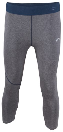 GRAN - ECO pánské kalhoty 3/4 (2.vrstva) - šedé - 2117