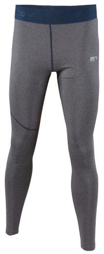 GRAN - ECO pánské kalhoty dl. (2.vrstva) - šedé - 2117